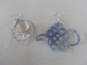 Bev's Cup of Tea Earrings